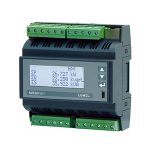 Lumel NR30PNET Rail-mounted power network meter with Profinet