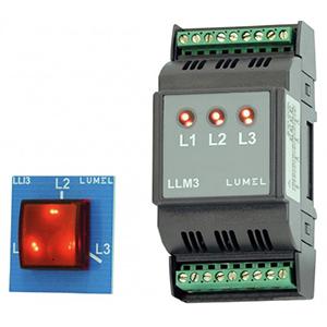 Lumel LLM3 Live line monitor
