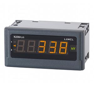 Lumel N20HPLUS Digital Panel Meter with RS485
