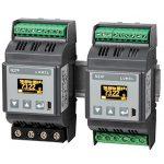 Lumel N27P Rail-mounted power network meter