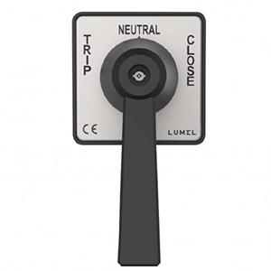 Lumel TKR Series Breaker Control Switch
